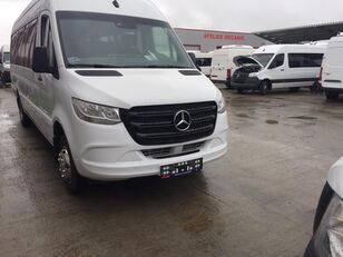 MERCEDES-BENZ Sprinter IDILIS 516,  22+1+1  *COC* 5500 kg*  prolonged with 50c nuevo