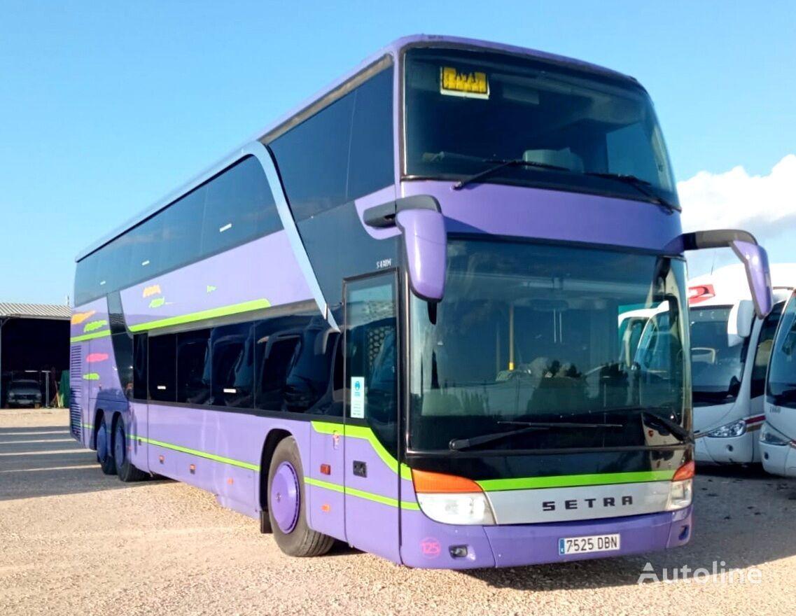 SETRA S 431 DT TOPCLASS + 641.564 KM + 83 PAX autobús de turismo