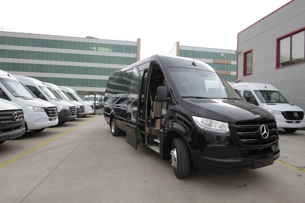 furgoneta de pasajeros MERCEDES-BENZ 519, vip *COC* nueva