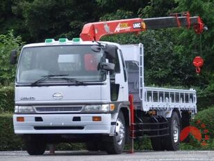 HINO Ranger camión caja abierta