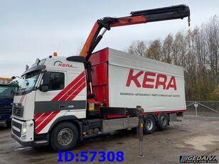 VOLVO FH13 460 6x2 Palfinger Euro5 camión caja abierta