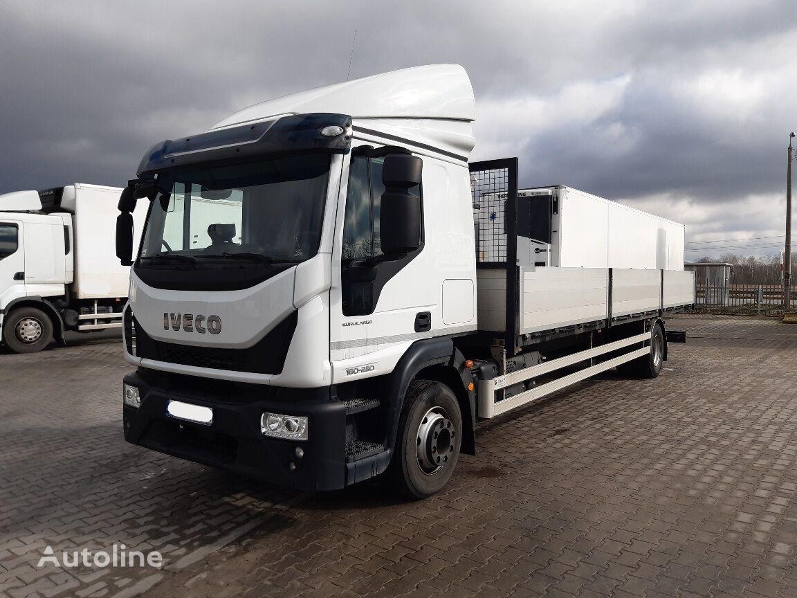 IVECO ML 160E25 Eurocargo camión caja abierta