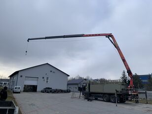 MAN TGA 26.480 Montagekran  Palfinger 25001 EL 6x4 Pilot selwinde 25 camión caja abierta