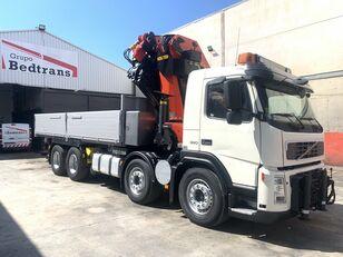 VOLVO FM 380  camión caja abierta