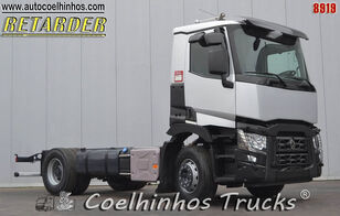 RENAULT C 430 // Euro 6 camión chasis