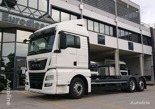 MAN TGX 26.460 LL Porta Casse Mobili camión chasis