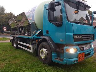 DAF LF BDF camión cisterna de gas