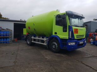 IVECO Eurocargo camión cisterna de gas