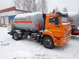 KAMAZ 45253 camión cisterna de gas nuevo