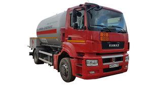 KAMAZ 5490 camión cisterna de gas