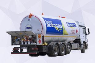 LPG BOBTAIL TANK camión cisterna de gas nuevo