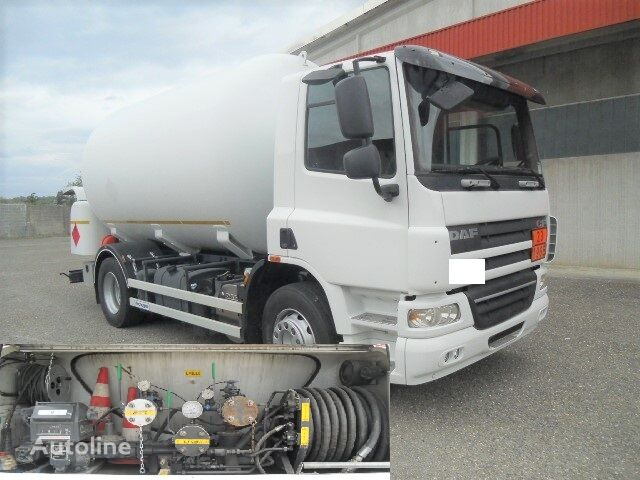 DAF CF camión cisterna de gas