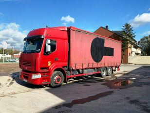 RENAULT Premium 380DXi/LBW1500kg/Klima camión con lona corredera
