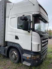 SCANIA R380 LB 6X2 MLB camión con lona corredera