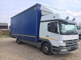 MERCEDES-BENZ Atego 1224 camión con lona corredera