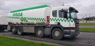 SCANIA P380 P 380 8x2 24000 Liter tank Petrol Fuel Diesel ADR camión de combustible