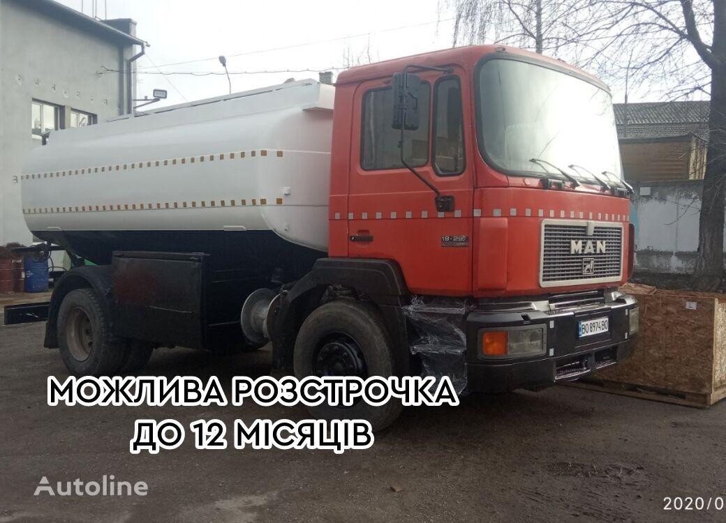 MAN TGA 19.293 camión de combustible