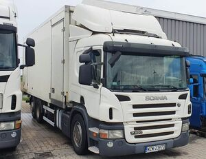 SCANIA P420 Euro5 AdBlue  camión frigorífico