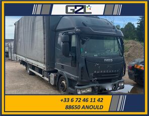 IVECO EUROCARGO 75E18 *ACCIDENTE*DAMAGED*UNFALL* camión furgón siniestrado