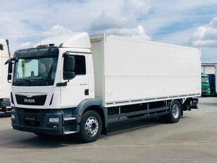 MAN TGM 18.290 Italszállító Emelőhátfallal camión furgón