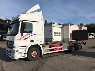 MERCEDES-BENZ Actros 2544L camión furgón