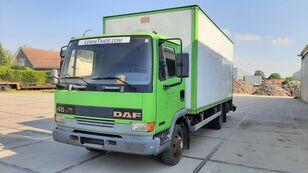 DAF 45.130 Ti 6 Cylinders Euro 2 Spring-Spring camión furgón