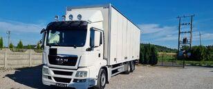 MAN TGS 26.360 / Izoterma / Winda / Euro 5 camión isotérmico
