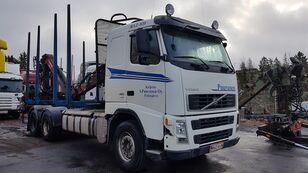 VOLVO FH480  camión maderero