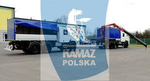 KAMAZ 6x6 SERWISOWO-WARSZTATOWY camión militar nuevo