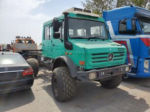 MERCEDES-BENZ Unimog U4000 camión militar