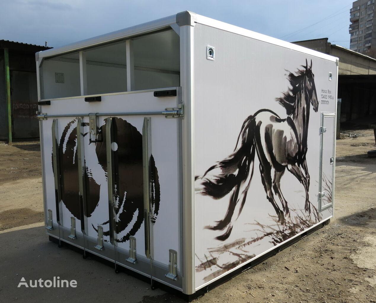 ISTOK camión para caballos nuevo