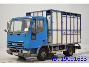 IVECO 65E14 camión para transporte de ganado