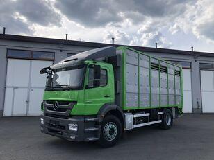 MERCEDES-BENZ Axor  1833 camión para transporte de ganado