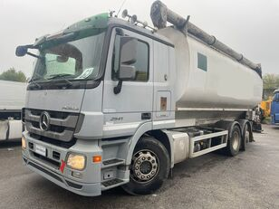 MERCEDES-BENZ ACTROS 2541 camión para transporte de harina