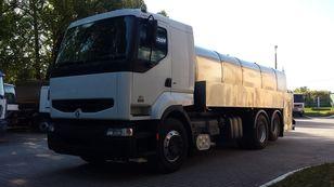 RENAULT Premium 370DCI Cysterna Spożywcza camión para transporte de leche