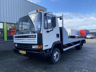 DAF 45.150 Manual pump, full steel, NL truck camión portacoches