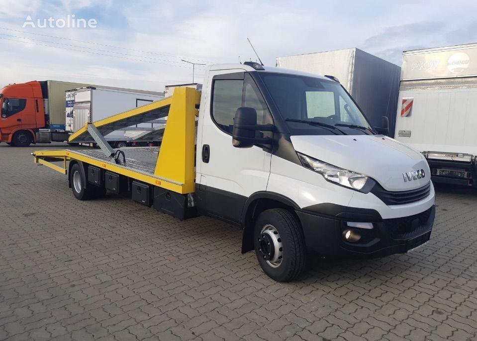 IVECO Daily 72C21 Auto Laweta/Hi Matic camión portacoches