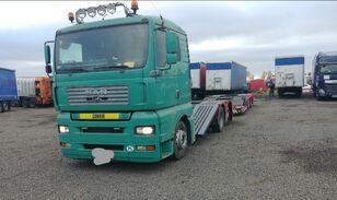 MAN TGA 26.460 camión portacoches