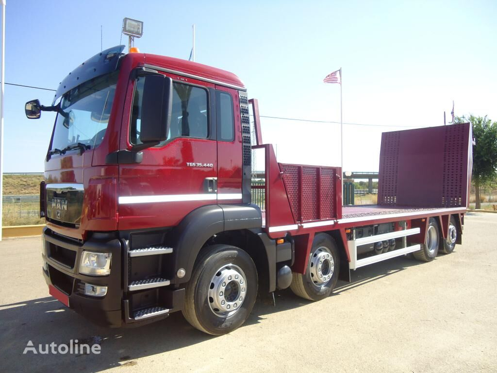 MAN  TGS 35 440 camión portacoches