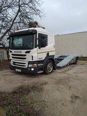 SCANIA P400 ASSISTANCE TRUCKS TRANSPORT camión portacoches