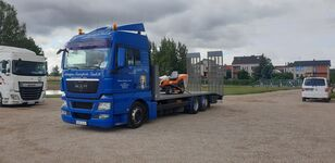 MAN TGX 24.400 camión portacoches