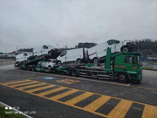MERCEDES-BENZ Actros 1841 camión portacoches