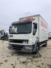 DAF motrice 2 assi furgone sponda camión tienda