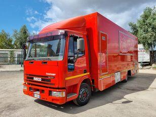 IVECO Eurocargo tector 80 camión tienda