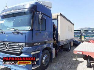 MERCEDES-BENZ ACTROS 1843 camión tienda