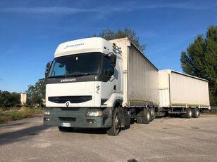 RENAULT PREMIUM 420 DCI + biga Omar camión tienda