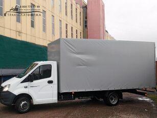 GAZ  A21R23 camión toldo nuevo