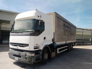 RENAULT PREMIUM 420 DCI camión toldo