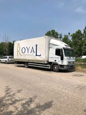 IVECO 75 E 17 camión toldo
