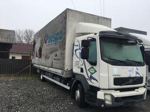 VOLVO FL 240 camión toldo